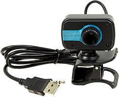 Web камера WC-342 Full HD+мікрофон