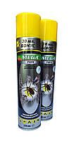Аэрозоль Мега Токс 330мл от насекомых летающих и ползающих Болгария