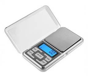 Карманные ювелирные электронные весы Kronos 001-200 гр (gr_000464)