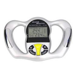 Цифровой измеритель анализатор жира в организме Kronos Health Monitor (acf_00005) 1