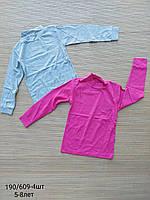 Гольф для дівчат з вишивкою банти,  5-8 років. Туреччина. Оптом