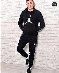 Мужской спортивный костюм Jordan (худи, брюки)