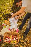 Слово Family заготовка для декора, фото 3