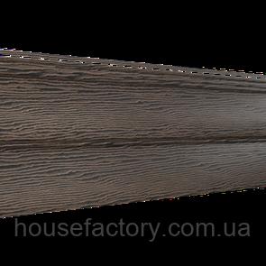 Сайдинг панель Timberblock Дуб мореный 3400 мм/230мм