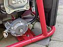 Генератор бензиновий Vitals JBS 2.8bg 3кВт мідна обмотка + газ, фото 4