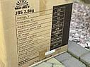 Генератор бензиновий Vitals JBS 2.8bg 3кВт мідна обмотка + газ, фото 8