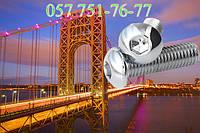 Винт М10 ГОСТ 28963-91, DIN 7380, ISO 7380 с полукруглой головкой, класс прочности 10.9