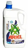 Гель для стирки Ariel+Lenor 4.9 литра 70 стирок