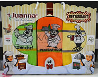 Набор кухонных полотенец Juanna Restaurant 3шт.