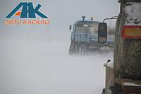 Великогабаритному транспорту закрит в'їзд до Дніпропетровська