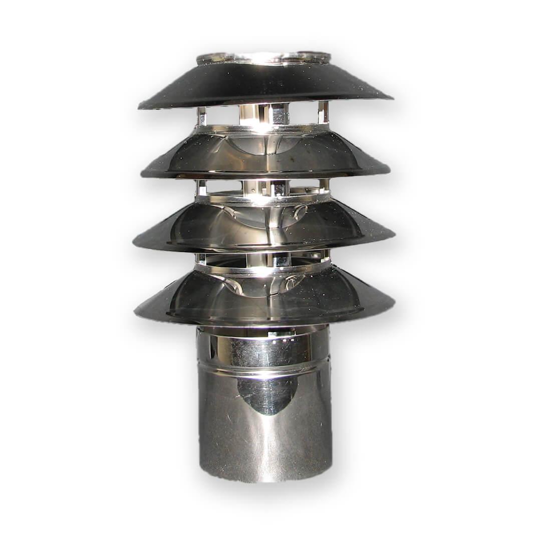 Грибок каскадний для димоходу 230 мм