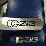 Регулятор тяги - кагла поворотна D-220 мм товщина 1 мм, фото 3