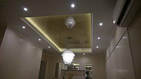 Потолок в квартире  6