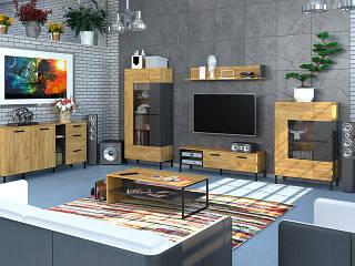 Модульная гостиная Сантес / Santes