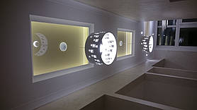 Потолок в квартире  8
