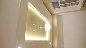 Потолок в квартире  9