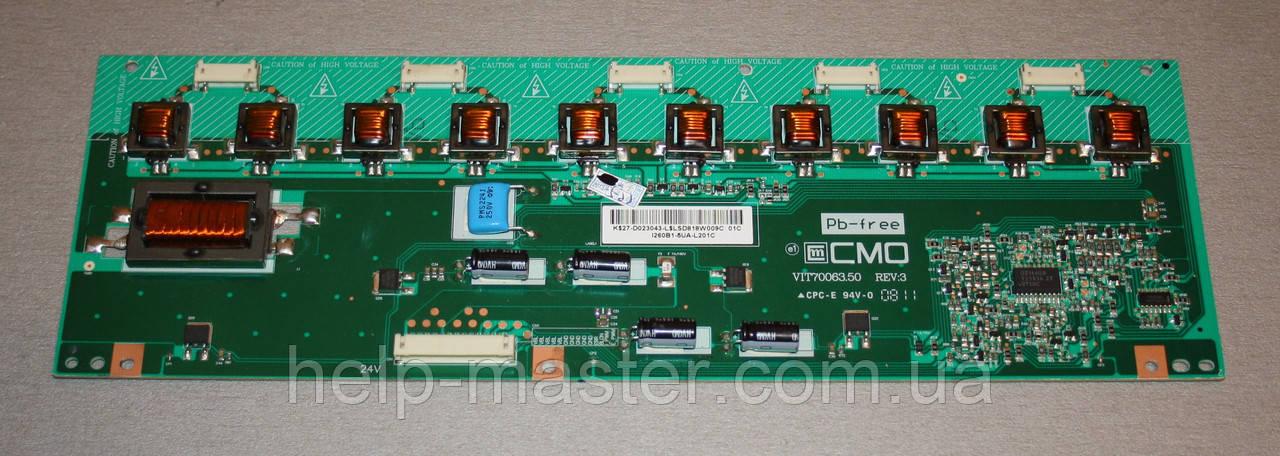 Инверторы для ЖК ТВ VIT70063.50 REV:3