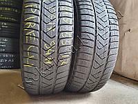Зимние шины бу 215/55 R17 Pirelli