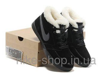 Новые поступления: зимние кроссовки Nike на меху!