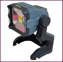 Акумуляторний гібридний прожектор TITAN PML621-CORE ACDC
