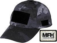 Кепка, бейсболка с липучками MFH HDT camo grey 10263H