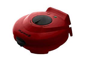 Вафельниця електрична, конус (750Вт) VW0754C-red ТМ VILGRAND
