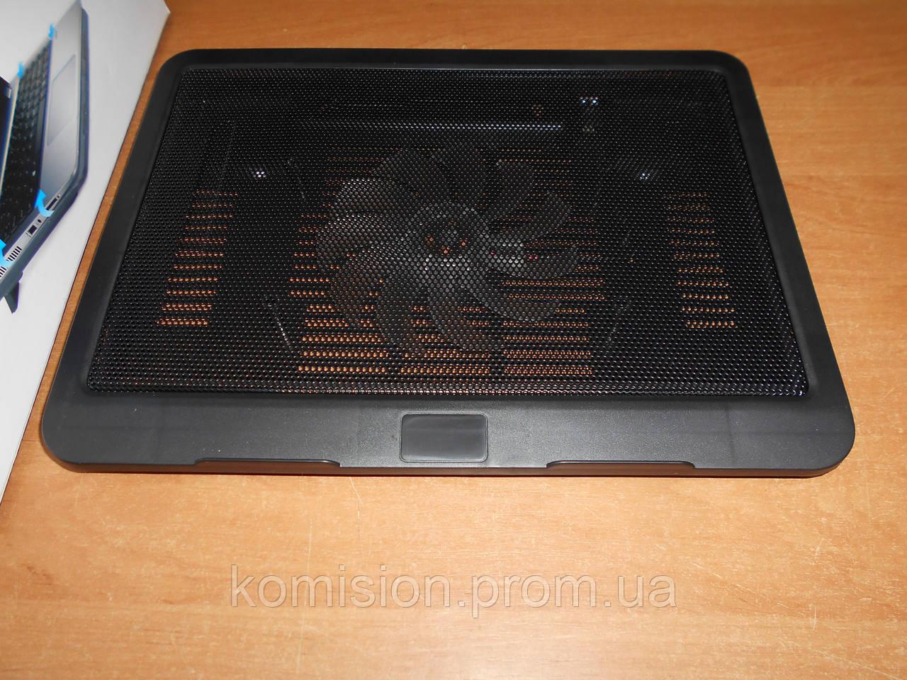 Підставка для охолодження ноутбука 15,6 вентилятор 120 мм