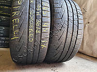 Зимние шины бу 245/45 R17 Pirelli