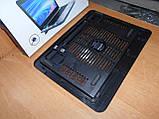 Підставка для охолодження ноутбука 15,6 вентилятор 120 мм, фото 2