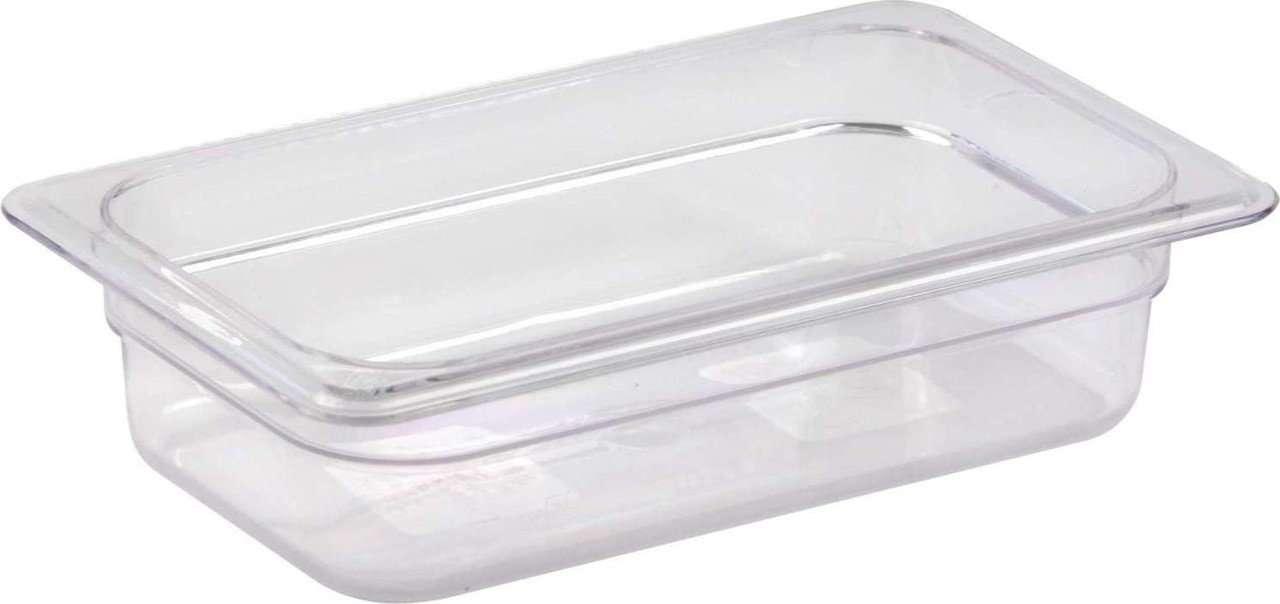 Гастроемкость для подачи поликарбонат кухонная емкость GN 1/4, h-65 мм, Stalgast 144060