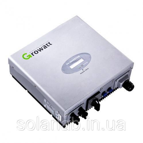 Мережевий інвертор Growatt MIN 5000TL-XH, 1 фаза