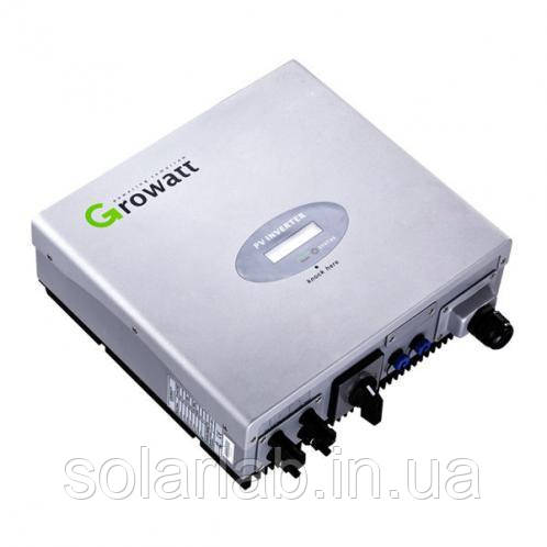 Сетевой инвертор Growatt MIN 5000TL-XH, 1 фаза