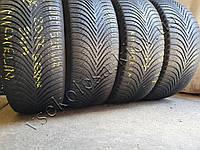Зимние шины бу 215/55 R17 Michelin