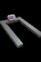 Паллетные весы ВПД-П-2т