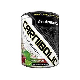 Жиросжигатель Nutrabolics Carnibolic, 150 грамм Вишня-лайм