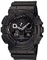 Часы Casio G-Shock GA-100 G-Shok Г-Шок G Shock shok