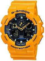 Часы Casio G-Shock GA-100 G-Shok Касио Г-Шок G shok