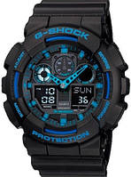 Часы Casio G-Shock GA-100-1A2ER G-Shok Касио Г-Шок G Shock shok