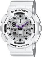 Часы Casio G-Shock GA-100A-7AER G-Shok Касио Г-Шок G Shock