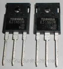 Транзистор TK31N60W