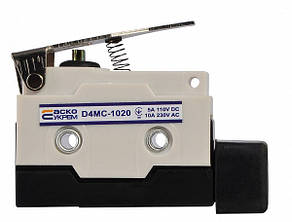 Мікровимикач D4MC-1020 АСКО, фото 3
