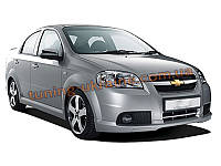 Юбка передняя GM на Chevrolet Aveo 2 2006-11