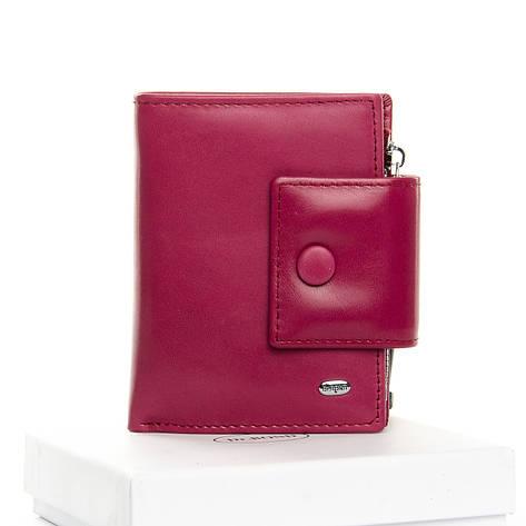 Кошелек Classic кожа DR. BOND WS-5 plum-red, фото 2