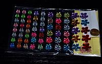 Декоративные наклейки Цветочки