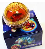 Тренажёр кистевой WRIST BALL пластик.