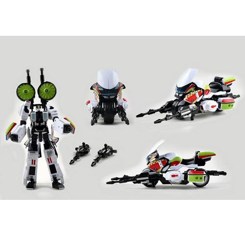 Трансформер JQ6118-3 (9шт) 18см, робот + мотоцикл, в кор-ке, 28-35-12,5см