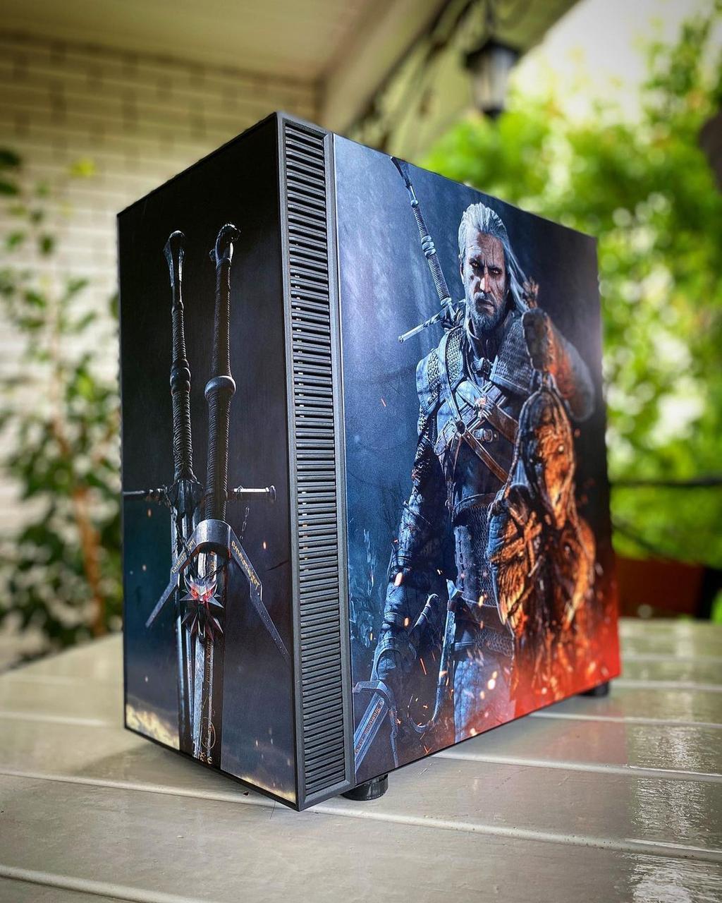 Ігровий ПК (комп'ютер) для Witcher 3: Wild Hunt (Відьмак) (Premium)