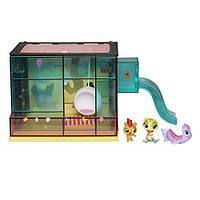 """Игровой набор """"Большой летний лагерь"""" (Littlest Pet Shop Pet Day Camp Design Set)"""