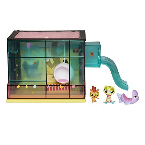 """Игровой набор """"Большой летний лагерь"""" (Littlest Pet Shop Pet Day Camp Design Set) - Интернет-магазин `Innovation Toys` в Киеве"""