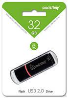 USB Flash - накопитель Smartbuy 32GB Crown Black